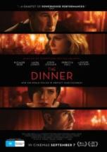 Poster for The Dinner (M)