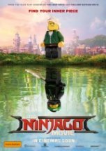 Poster for The LEGO NINJAGO Movie (CTC)
