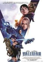 Poster for Valerian and the City of a Thousand Planets (CTC)