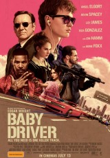 Poster for Baby Driver  (MA15+)