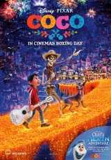 Poster for Coco (PG)