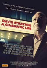 Poster for David Stratton: A Cinematic Life (CTC)