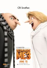 Poster for Despicable Me 3 (PG)