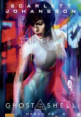 Poster for Ghost In The Shell  (M)