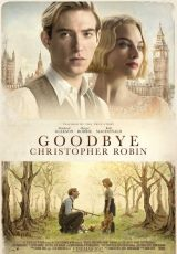 Poster for Goodbye Christopher Robin (PG)