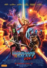 Poster for Guardians Of The Galaxy Vol 2 (M)
