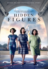 Poster for Hidden Figures (PG)