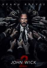 Poster for John Wick: Chapter 2 (MA15+)