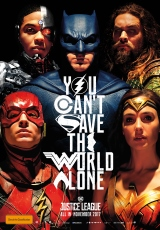 Poster for Justice League (M)