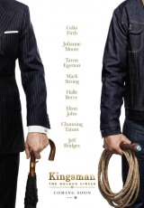 Poster for Kingsman: The Golden Circle (MA15+)