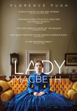 Poster for Lady Macbeth (MA15+)