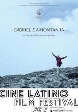 Poster for LAT17 Gabriel and the Mountain (15+)