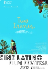 Poster for LAT17 Two Irenes (18+)