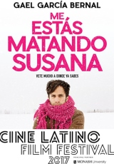 Poster for LAT17 You're Killing Me Susana (18+)