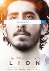 Poster for Lion (PG)