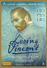 Poster for Loving Vincent (M)