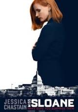 Poster for Miss Sloane (M)