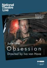 Poster for National Theatre Live: OBSESSION (CTC)