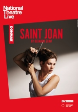 Poster for National Theatre Live: SAINT JOAN (CTC)
