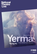 Poster for National Theatre Live: YERMA (CTC)