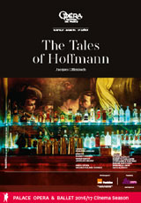 Poster for Opéra de Paris: THE TALES OF HOFFMANN (CTC)