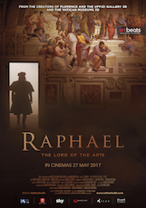 Poster for Raphael: The Lord of the Arts (CTC)