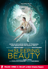 Poster for Royal Ballet: THE SLEEPING BEAUTY (CTC)