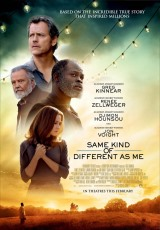 Poster for Same Kind of Different as Me (CTC)