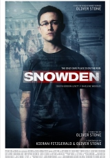 Poster for Snowden (M)