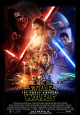 Poster for Star Wars: The Force Awakens (M)