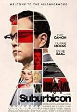 Poster for Suburbicon (MA15+)
