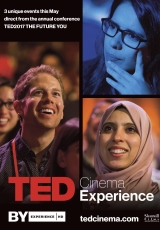 Poster for TED2017: The Future You - $1 MILLION PRIZE EVENT (CTC)
