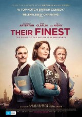 Poster for Their Finest (M)