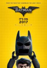 Poster for The Lego Batman Movie (PG)