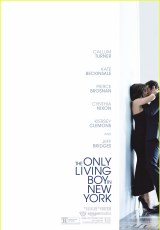 Poster for The Only Living Boy In New York (M)