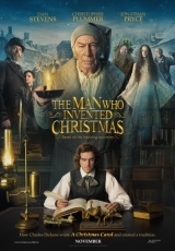 Poster for The Man Who Invented Christmas (CTC)
