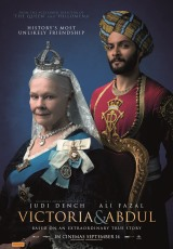 Poster for Victoria and Abdul (CTC)