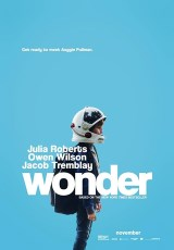 Poster for Wonder (PG)