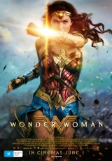 Poster for Wonder Woman (M)