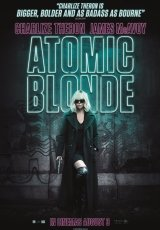 Poster for Atomic Blonde (MA15+)