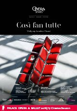 Poster for Opéra de Paris: COSÍ FAN TUTTE (CTC)