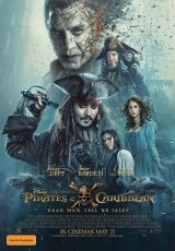 Poster for Pirates Of The Caribbean: Dead Men Tell No Tales (M)