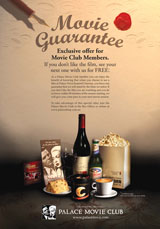 Poster for Movie Guarantee
